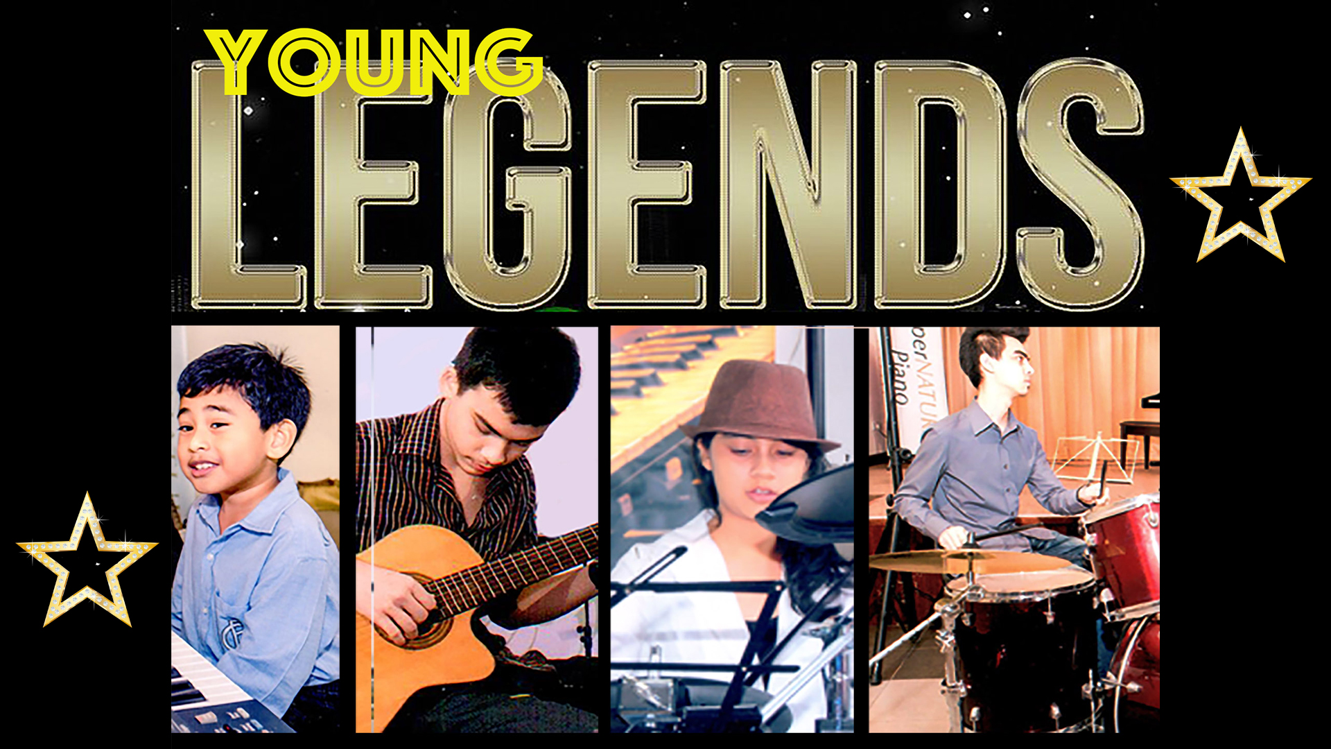 YOUNG LEGENDS PROGRAM (Age 6-16)